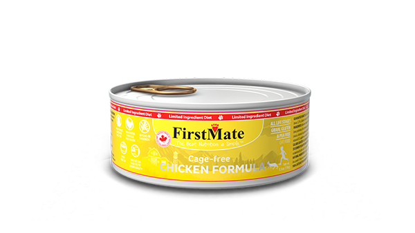 FirstMate Cage-Free Chicken