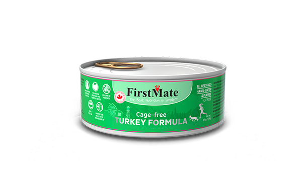 FirstMate Cage-Free Turkey